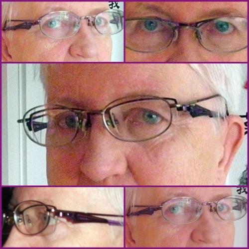 2801 Doppelbrillenmontage