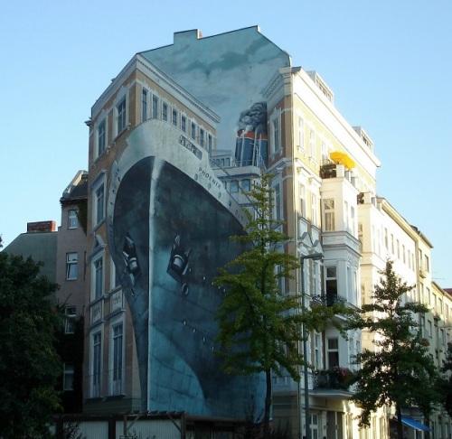 2105 Schiff  Kunst Malerei2