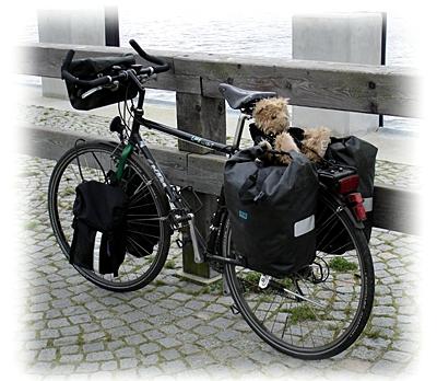 1906 Fahrrad Teddy