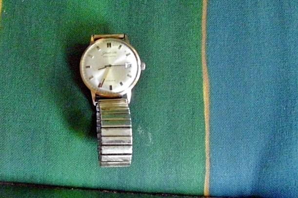 2009 Uhr von Mutti