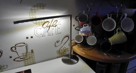0801 LED Lampe Küche