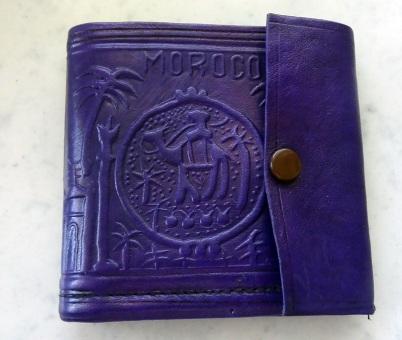2107 lila Geldbörse 488