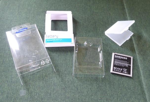 2609 Plastikverpackung 885