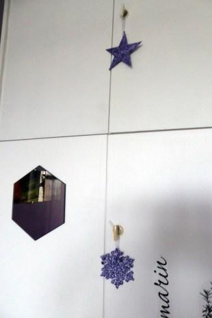 0501 Feegeschenk lila Anhänger