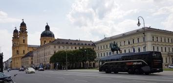 0208 1907 München Residenz 1