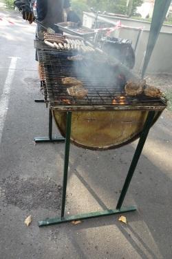 2608 Hausfest Grillen 1