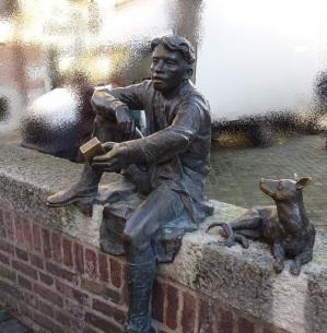1912 Maastricht 078 Skulptur