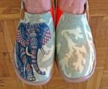 1508 Elefantenschuhe 49