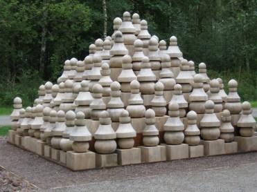 0702 Kunst Skulptur